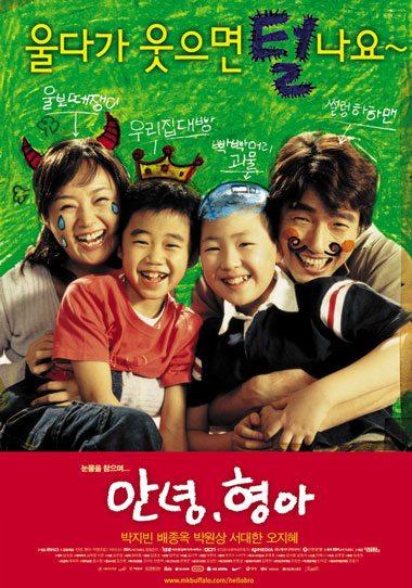 Привет, братик! - (Annyeong, hyeonga)