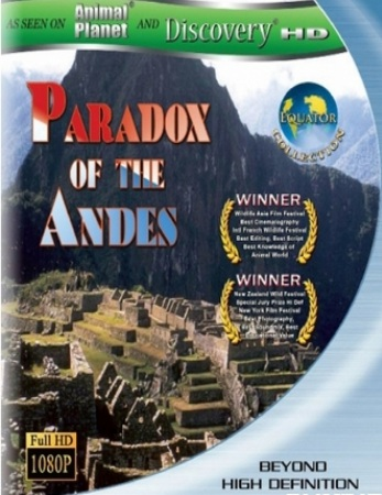 Discovery: Экватор - Парадокс Анд - (Discovery: Equator - Paradox of the Andes)