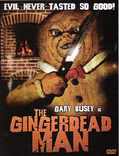Спёкшийся (Пряничный злодей) - (The Gingerdead Man)