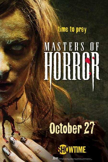 Мастера ужасов - (Masters of Horror)