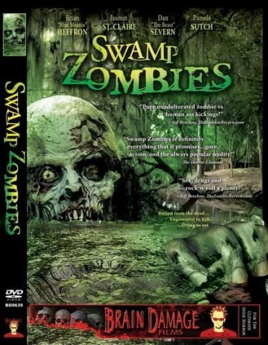 Зомби из болота - (Swamp Zombies!!!)