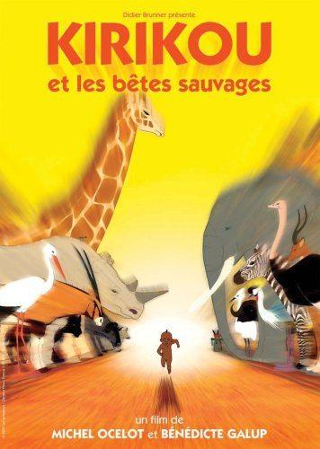 Кирику и дикие звери - (Kirikou et les betes sauvages)