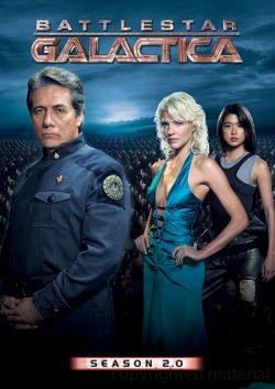 Звездный Крейсер Галактика. Сезон 2 - Battlestar Galactica. Season II