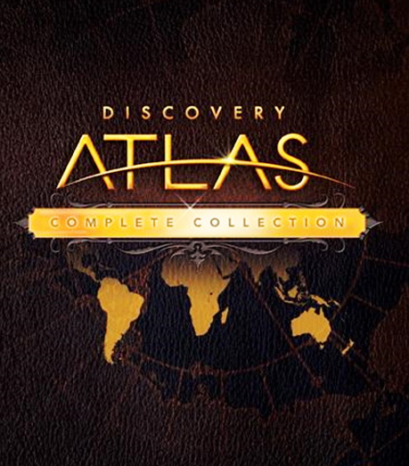 Discovery Atlas: Австралия, Бразилия, Италия, Китай - (Discovery Atlas: Australia, Brazil, Italy, China)