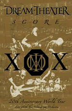 Dream theater - Score: 20th Anniversary World Tour