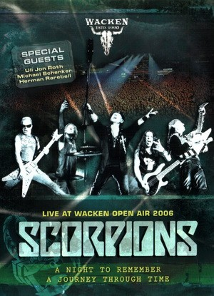 Scorpions: Live at Wacken Open Air
