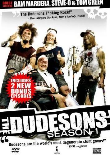 Горячие финские парни (Финские чудаки) - (The Dudesons)