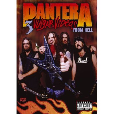 Pantera: 3 Vulgar Videos From Hell