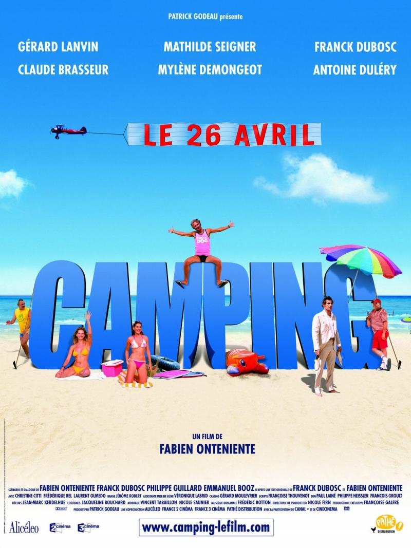 Кемпинг - (Camping)