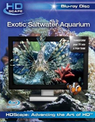 HDScape: Экзотический морской аквариум - (Exotic Saltwater Aquarium)