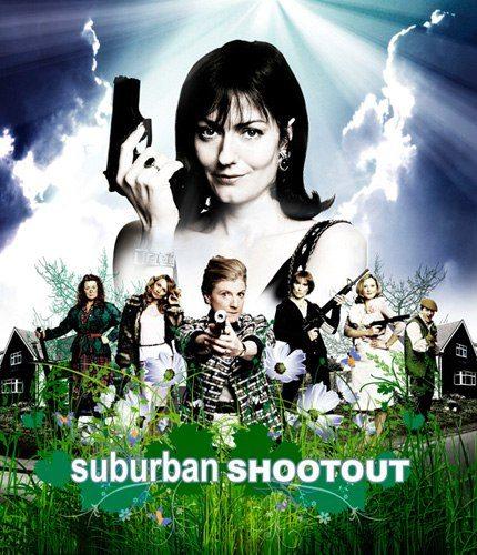 Пригород в огне - (Suburban Shootout)