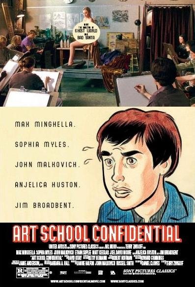 Реклама для гения - (Art School Confidential)