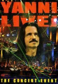 Yanni Hrisomallis - Yanni Live! The Concert Event