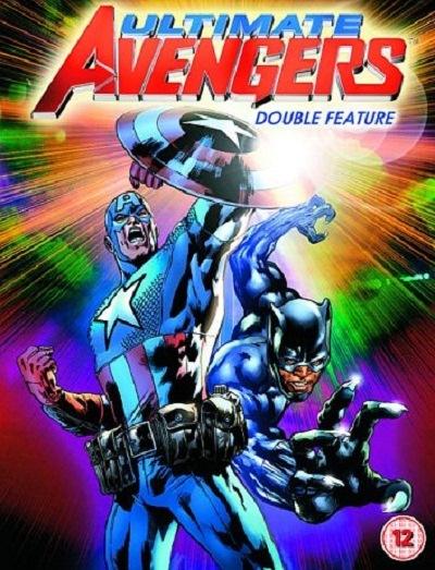 Новые Мстители. Дилогия - (Ultimate Avengers. Dilogy)