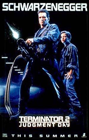 Мир фантастики: Терминатор 2: Судный день: Киноляпы и интересные факты - (Terminator 2: Judgment Day)