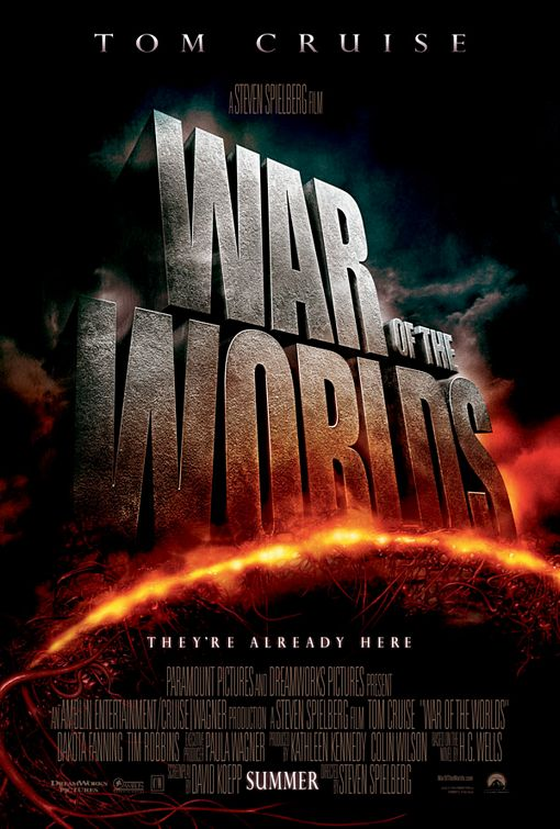 ��� ����������: ����� �����: �������� � ���������� ����� - (War of the Worlds)