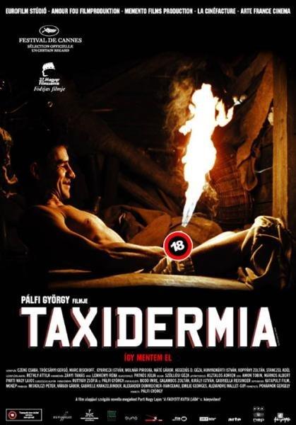 Таксидермия - (Taxidermia)