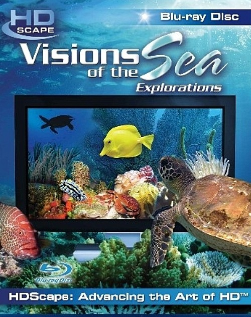 HDScape: Морские Виды - (HDScape: HDWindow - Visions of the Sea - Explorations)