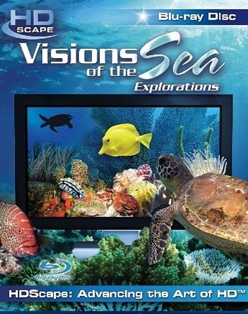 HDScape: ������� ���� - (HDScape: HDWindow - Visions of the Sea - Explorations)