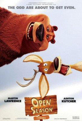 Сезон охоты: Трилогия - (Open Season: Trilogy)