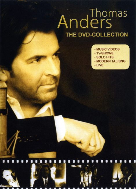 Thomas Anders - The DVD-Collection