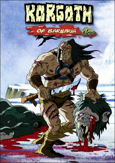 Варвары (Коргот варвар) - (Korgoth of Barbaria)