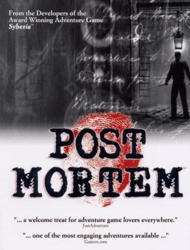 Анатомия смерти (Вскрытие) - (Post Mortem)