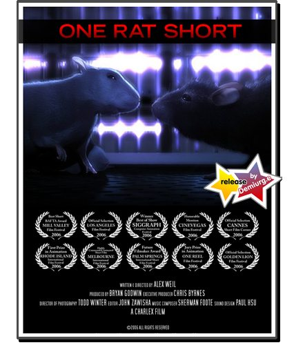 История одной крысы - (One Rat Short)