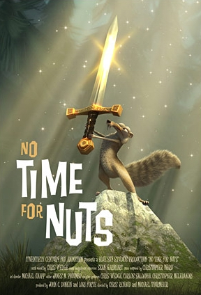 �����: �� ����� ��� ������ - (Scrat: No Time for Nuts)