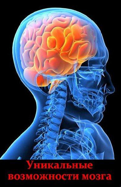 Уникальные возможности мозга - (Unique features of the brain)