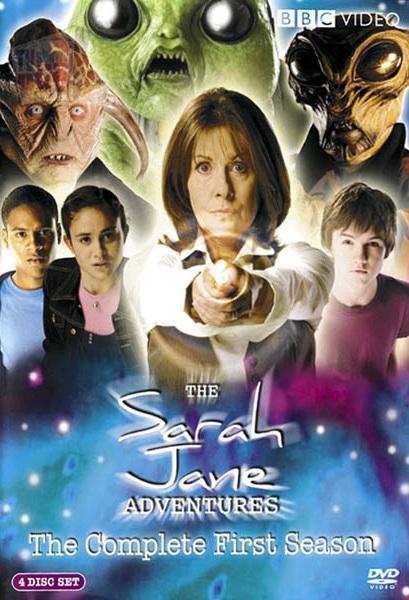 Приключения Сары Джейн - (The Sarah Jane Adventures)