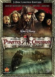 ������ ���������� ����: �� ���� ����� - (Pirates of the Caribbean: At World's End)