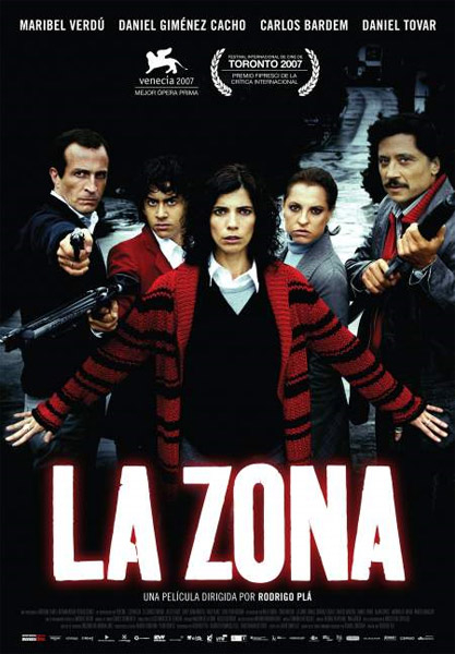 Зона - (Zona, La)