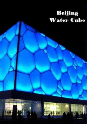 National Geographic: Суперсооружения: Водный куб Пекина - (MegaStructures: Beijing Water Cube)