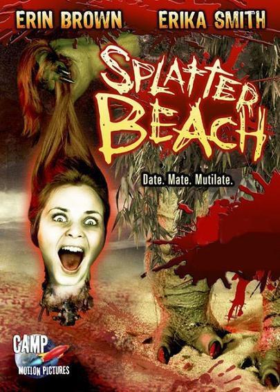 Окровавленный пляж (Кровавый пляж) - (Splatter Beach)