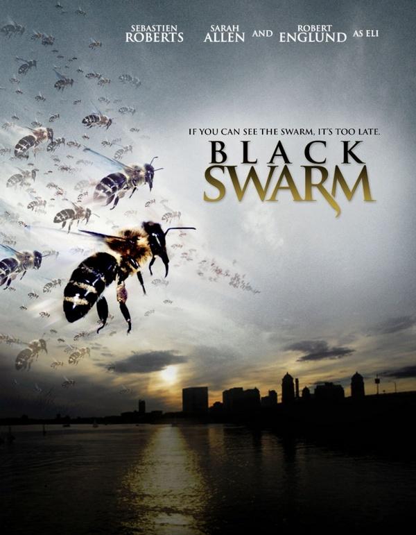 Черный рой - (Black Swarm)