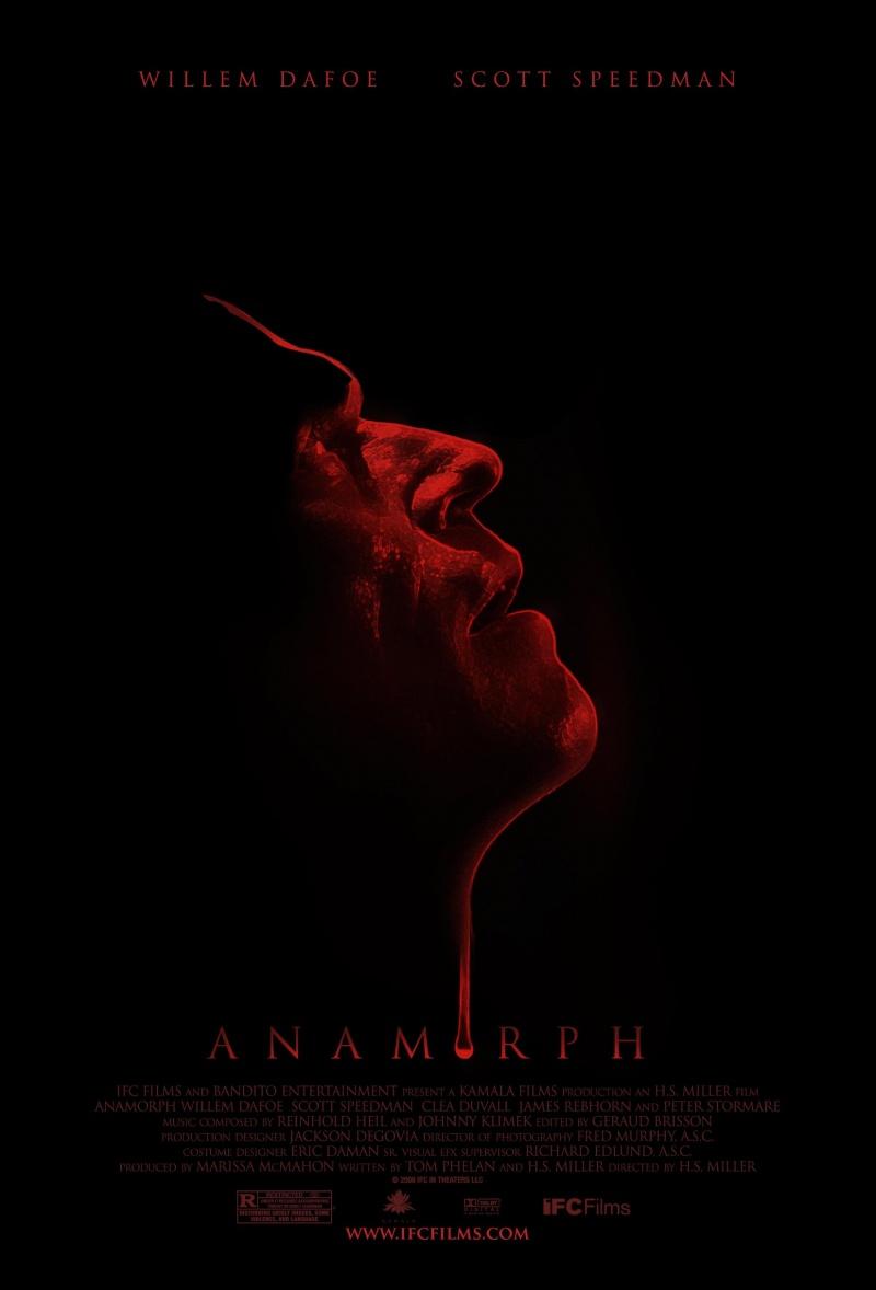 Анаморф - (Anamorph)
