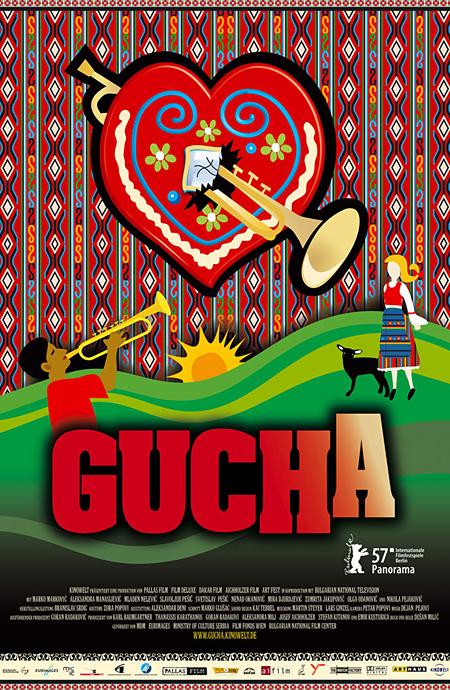 Буча в Гуче - (Guca!)