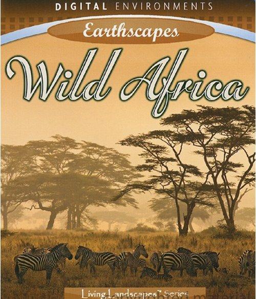 Живые Пейзажи: Дикая Африка - (Living Landscapes: Wild Africa)