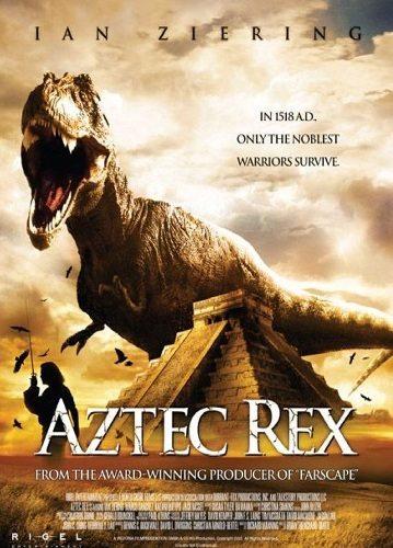 Тиранозавр ацтеков - (Tyrannosaurus Azteca)