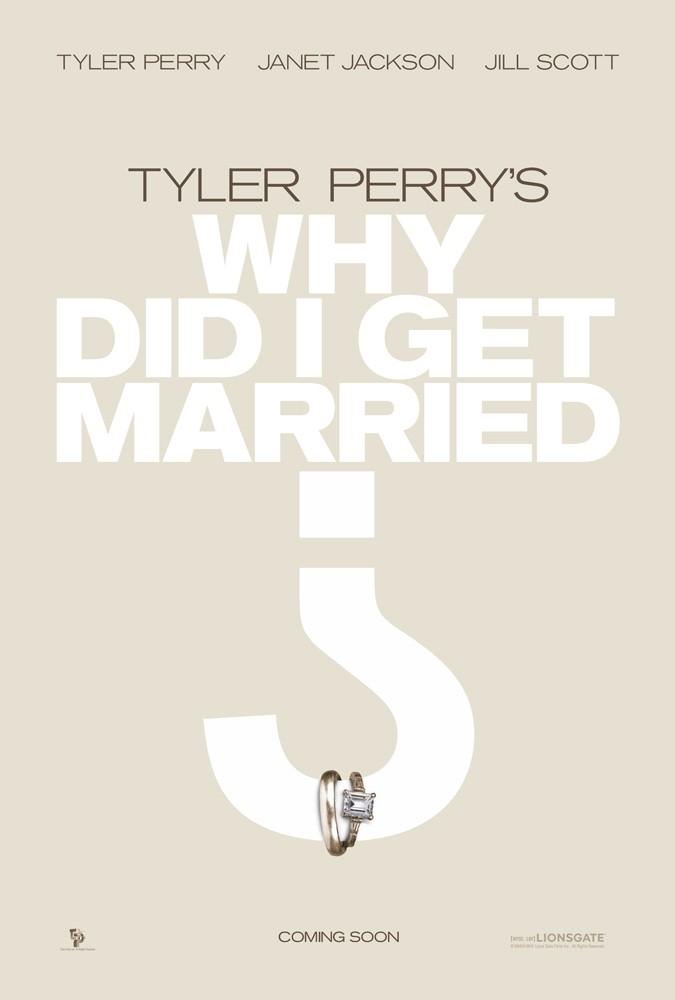 Зачем мы женимся? - (Why Did I Get Married?)