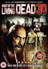Ночь живых мертвецов 3D - (The Night Of The Living Dead)