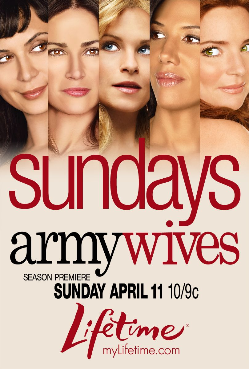 Армейские жены - (Army Wives)