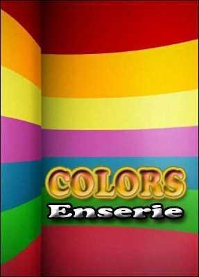 Цвета по порядку - (Colors Enserie)