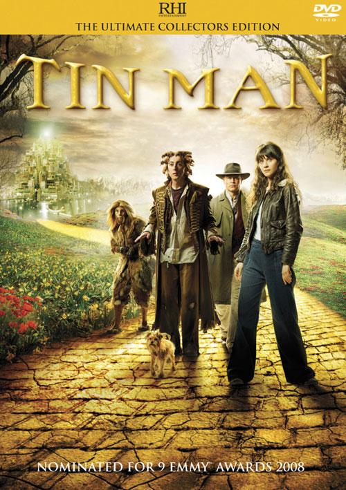 Заколдованное королевство (Железный человек) - (Tin Man)