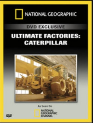 National Geographic: ���������������: ����������: ����������� - (MegaStructures: Megafactories: Caterpillar)