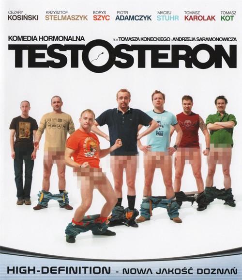 Тестостерон - (Testosteron)