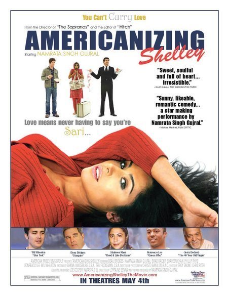 Удивительные приключения индианки в Америке - (Americanizing Shelley)