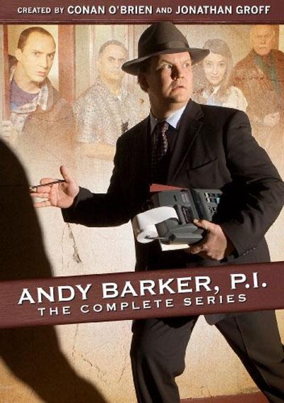 Частный детектив Энди Баркер - (Andy Barker, P.I.)