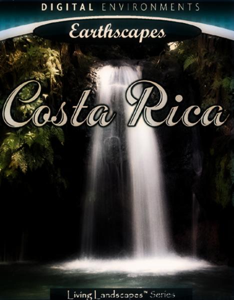 Живые Пейзажи: Коста-Рика - (Living Landscapes: Earthscapes - Costa Rica)